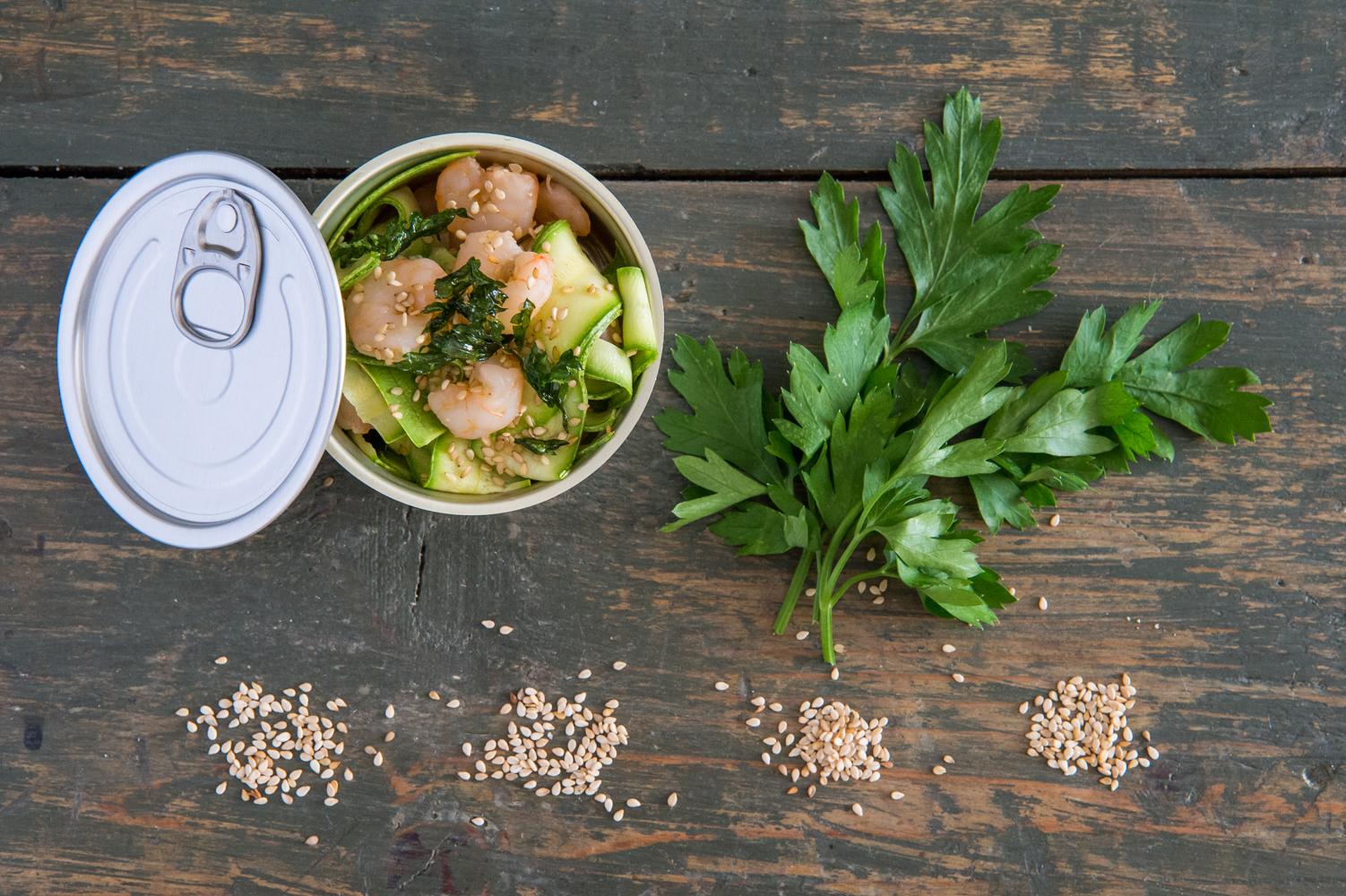 Gamberi e Zucchine Summer Edition
