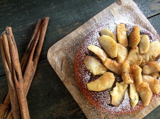 Torta di mele…in padella!